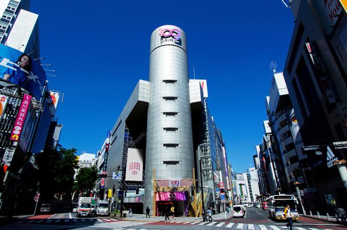 SHIBUYA109渋谷店